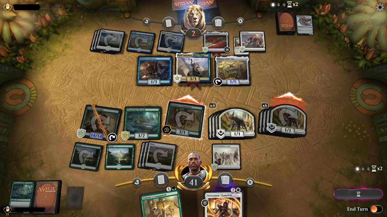 Magic: The Gathering Arena, disponibile su dispositivi Android thumbnail