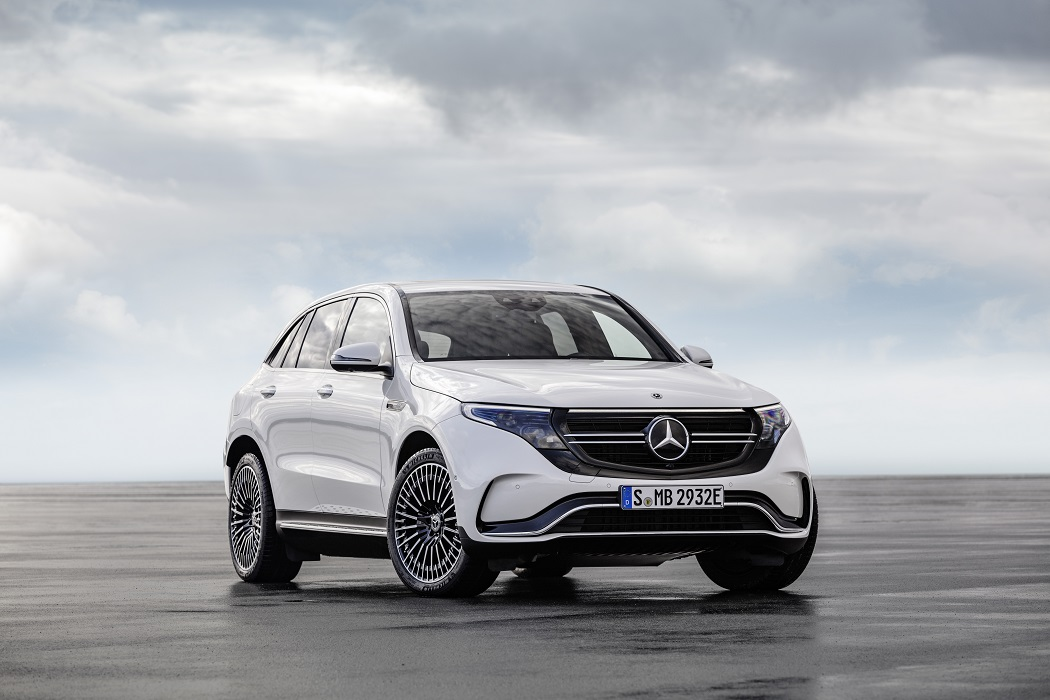 Mercedes EQC, Il primo modello della serie EQ di Mercedes-Benz