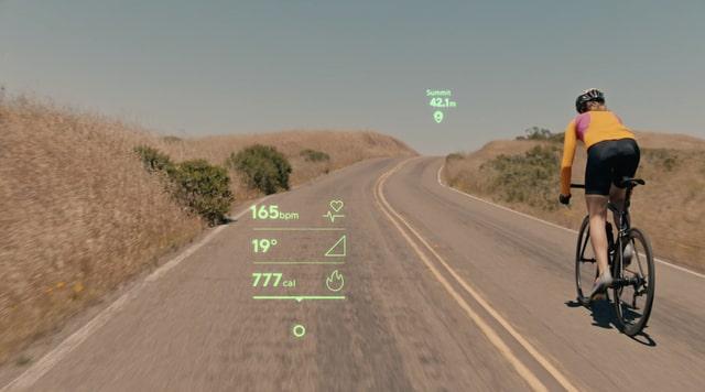 Mojo vision lenti a contatto smart