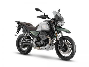 Moto Guzzi celebra il suo centenario