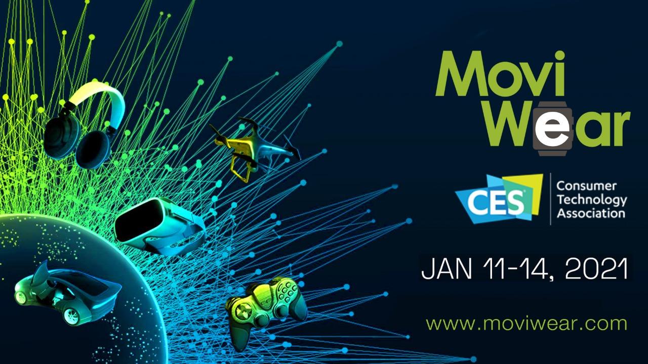 MovieWear porta la salute digitale al CES 2021 thumbnail
