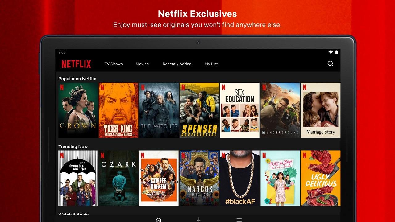 In arrivo un aggiornamento del suono sull'app di Netflix thumbnail