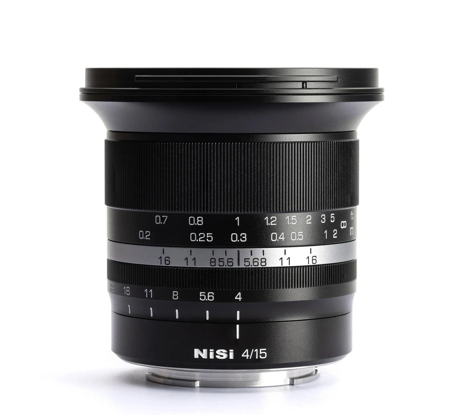 NiSi 15mm f/4: un nuovo grandangolo per mirrorless thumbnail
