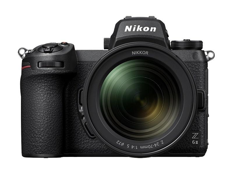 Nikon Z 6II silver award