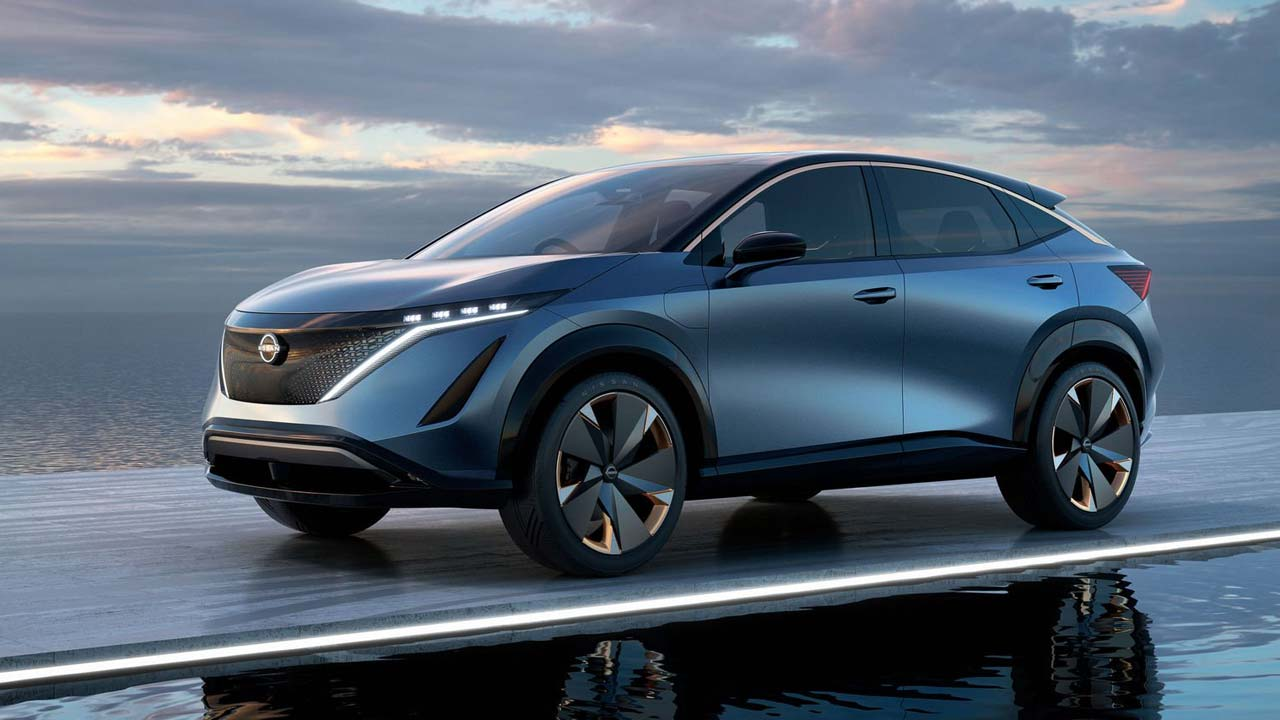 Nissan vuole diventare carbon neutral thumbnail