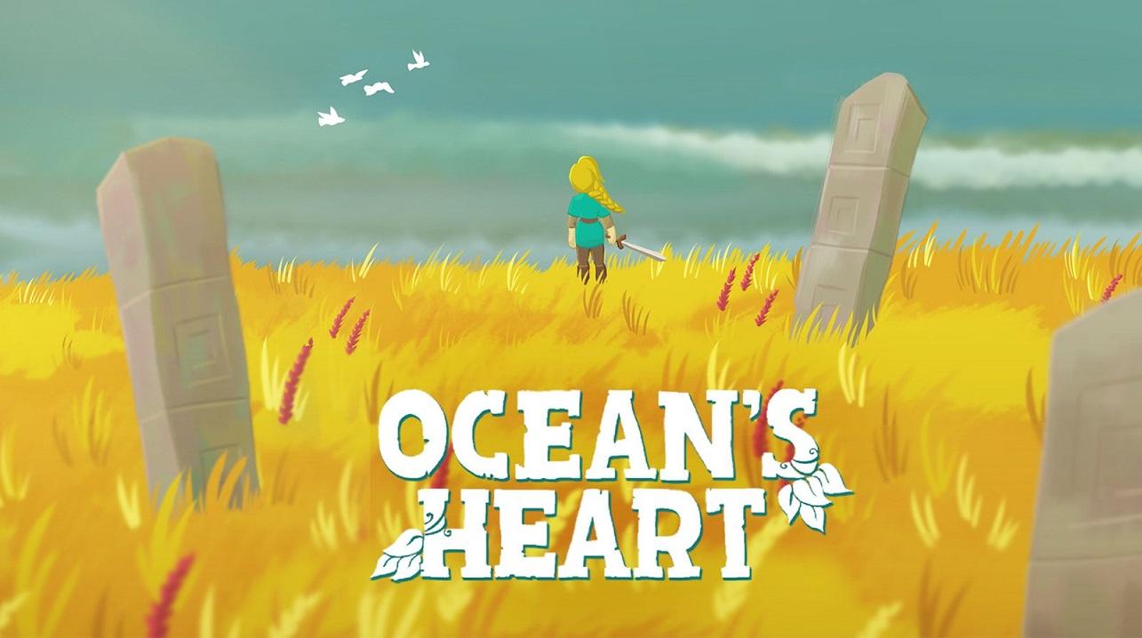 """Ocean's Heart: il nuovo """"zeldalike"""" in arrivo su Steam thumbnail"""