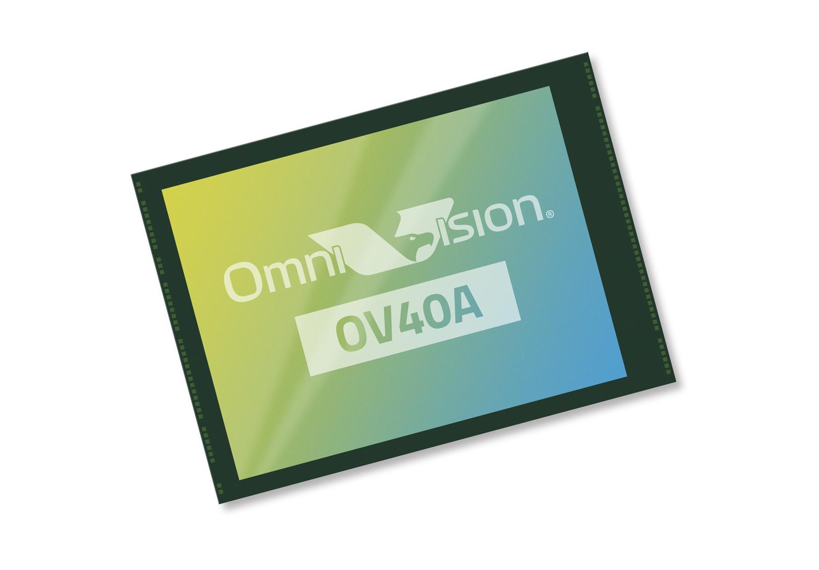 OmniVision presenta il nuovo sensore da 40MP per smartphone thumbnail