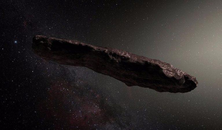 Oumuamua: è tecnologia aliena?