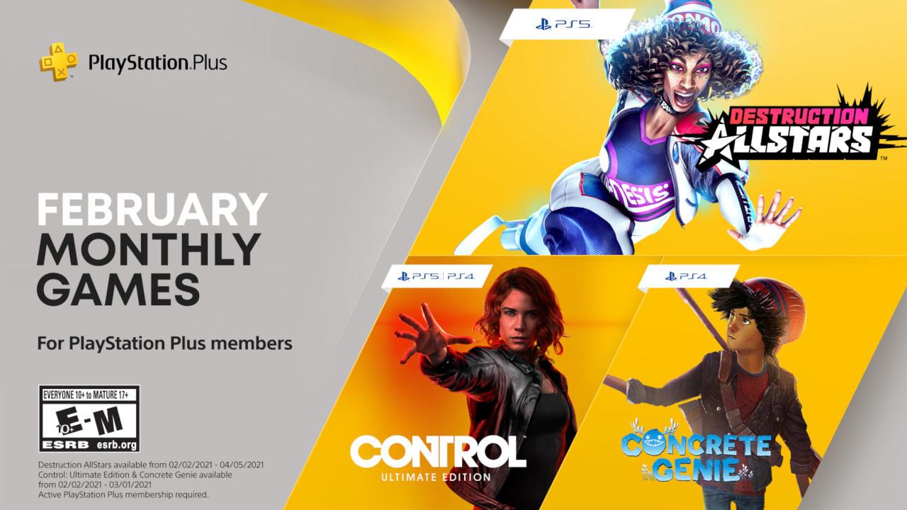 Svelati i giochi gratis disponibili nel PlayStation Plus di febbraio 2021 thumbnail