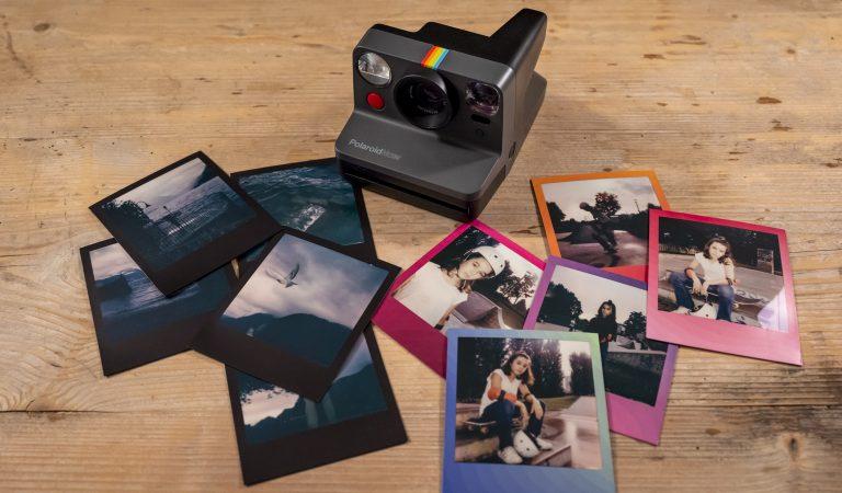 Polaroid Now: il fascino della fotografia istantanea