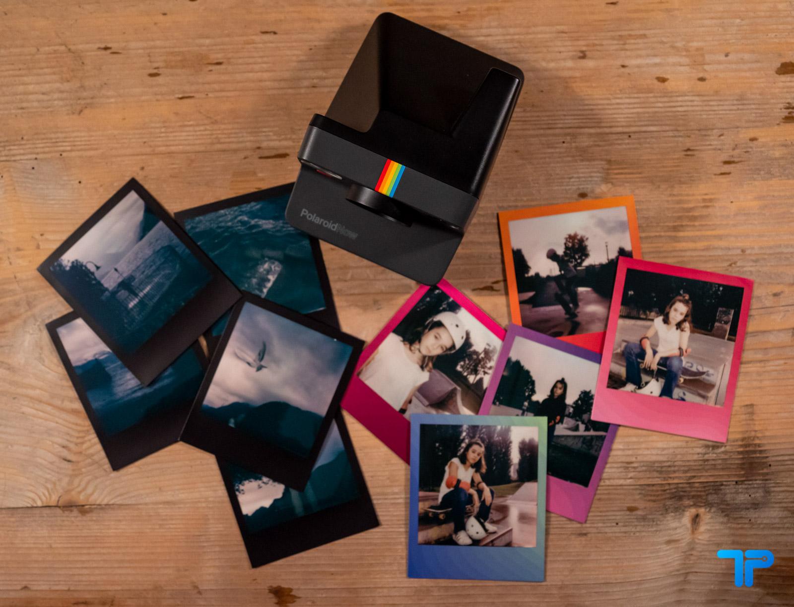 nuova polaroid foto di max&douglas
