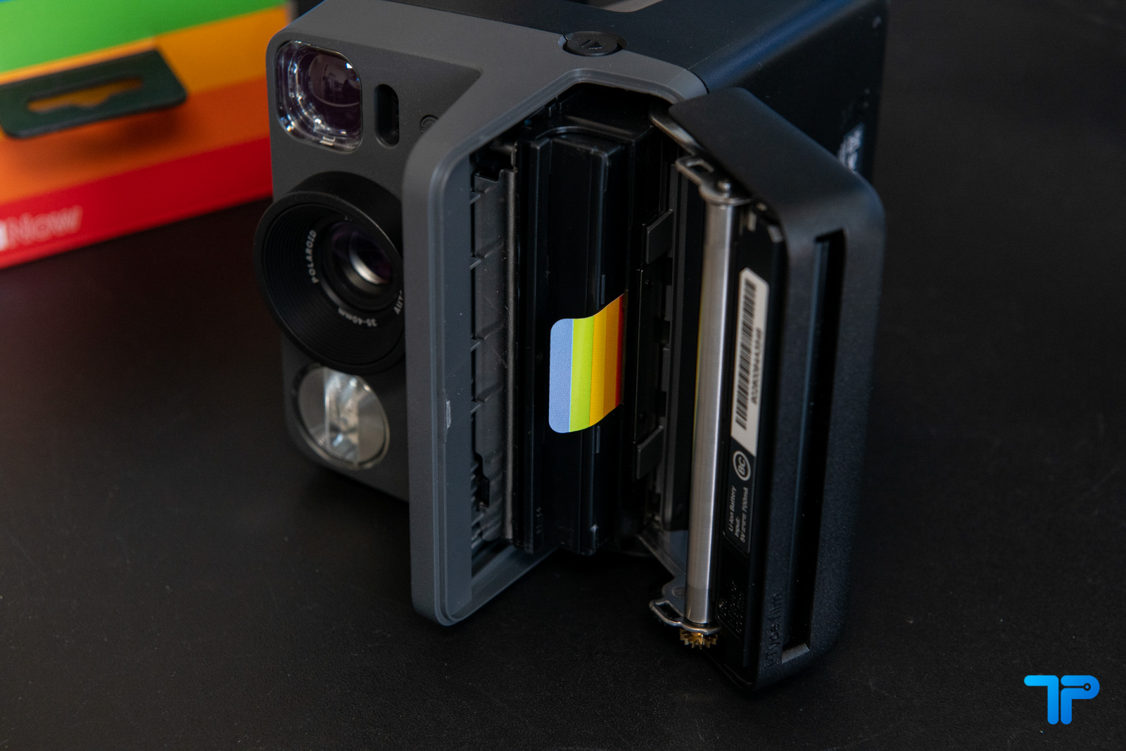 vano pellicola polaroid now