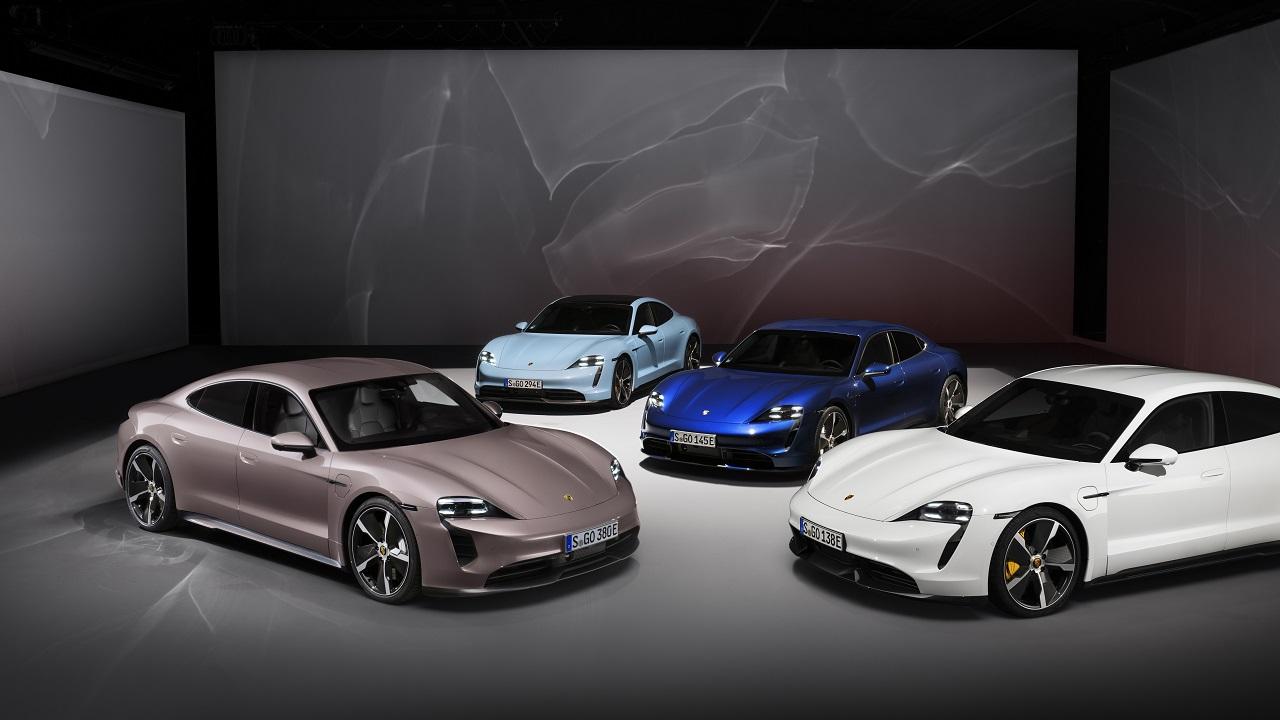 Porsche taycan prezzo copertina