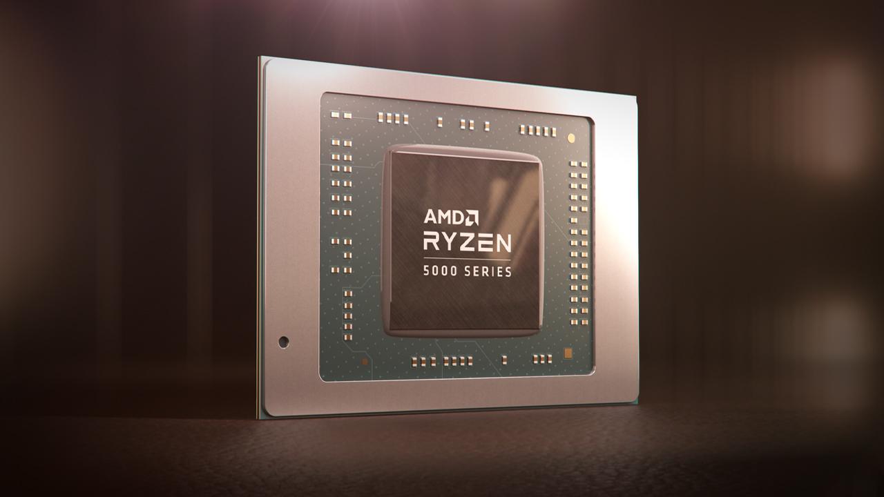 Processori AMD Ryzen 5000 mobile