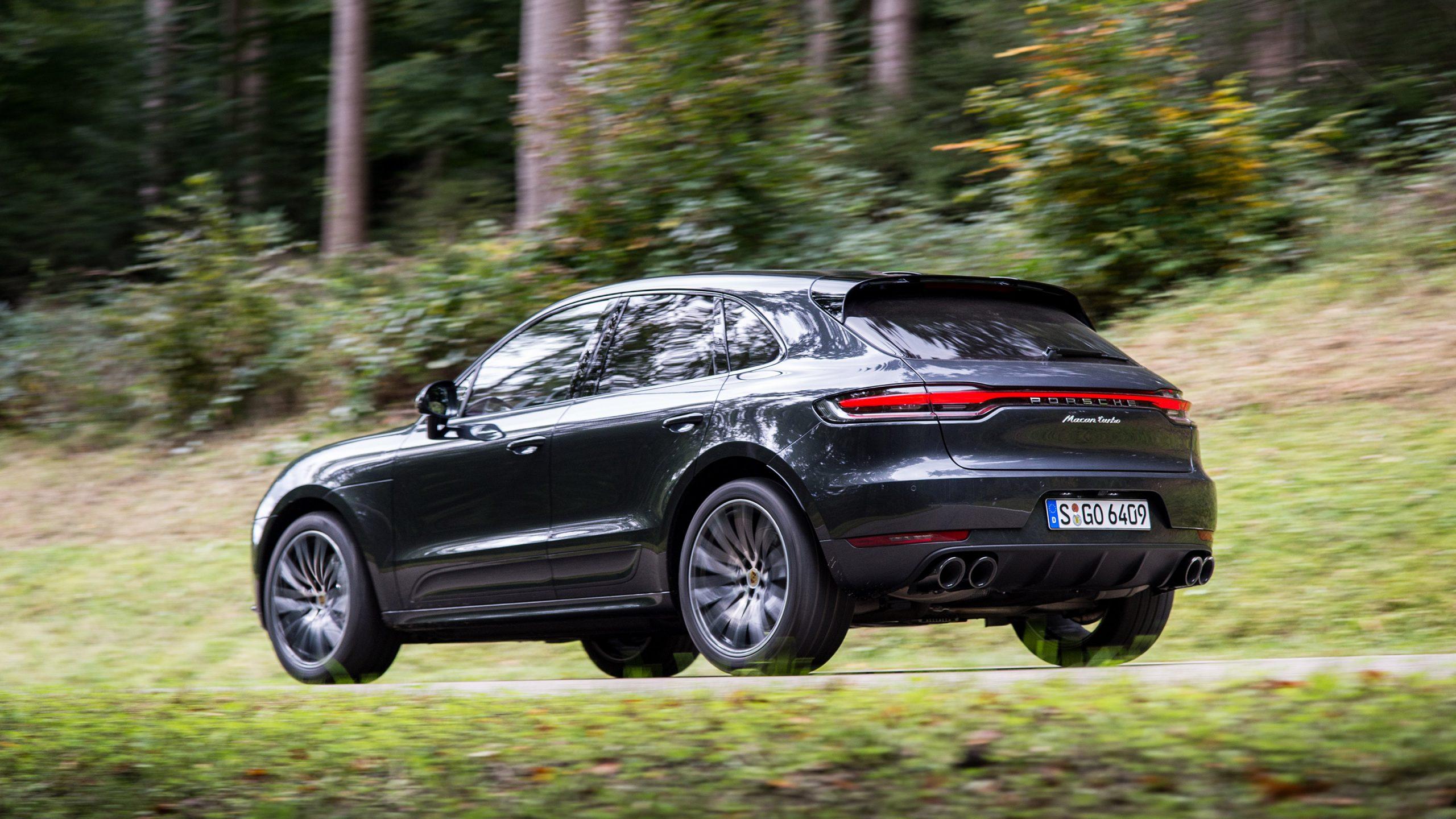 Porsche Macan è il modello più venduto della gamma Porsche con il 38% di quota di mercato interno