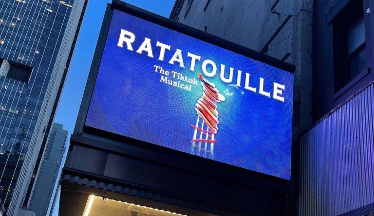 Ratatouille tiktok musical streaming