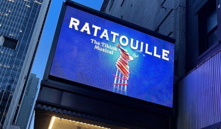Da TikTok a Broadway: la storia del musical di Ratatouille e del suo debutto in streaming