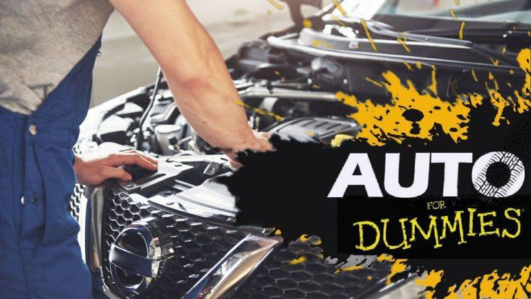 Revisione auto auto for dummies copertina1