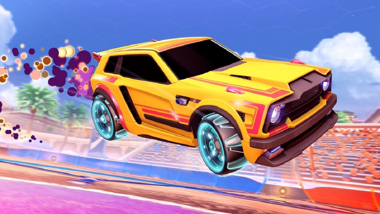 Un utente ha realizzato una mini auto ispirata a Rocket League thumbnail