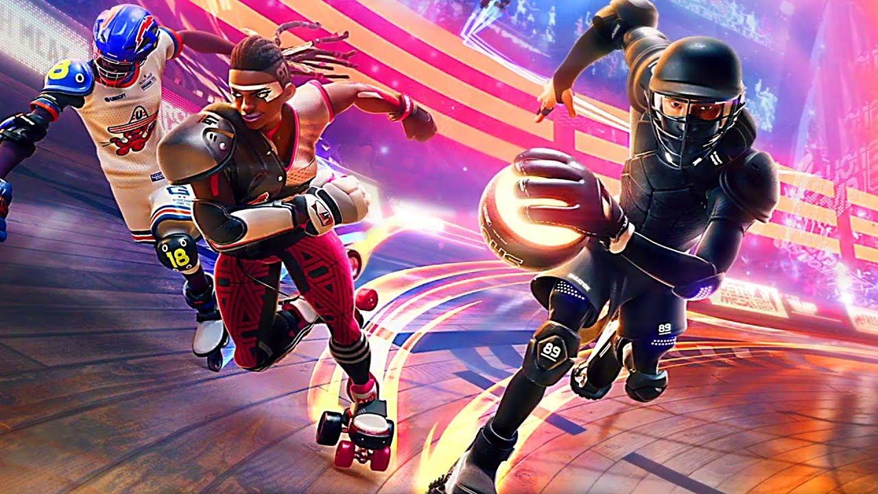 Roller Champions torna con nuove funzionalità e una closed beta thumbnail