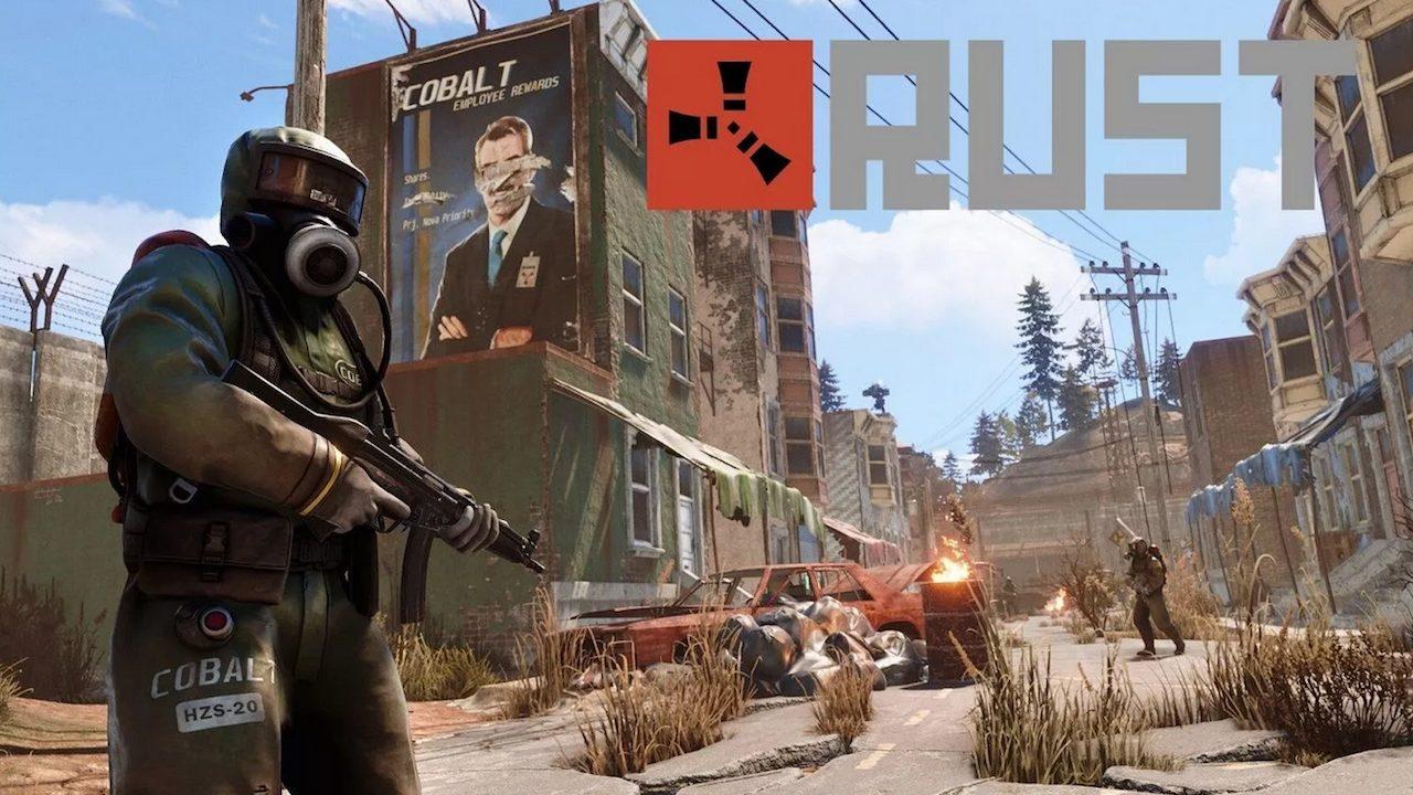 Rust, il gioco che sta spopolando su Twitch thumbnail