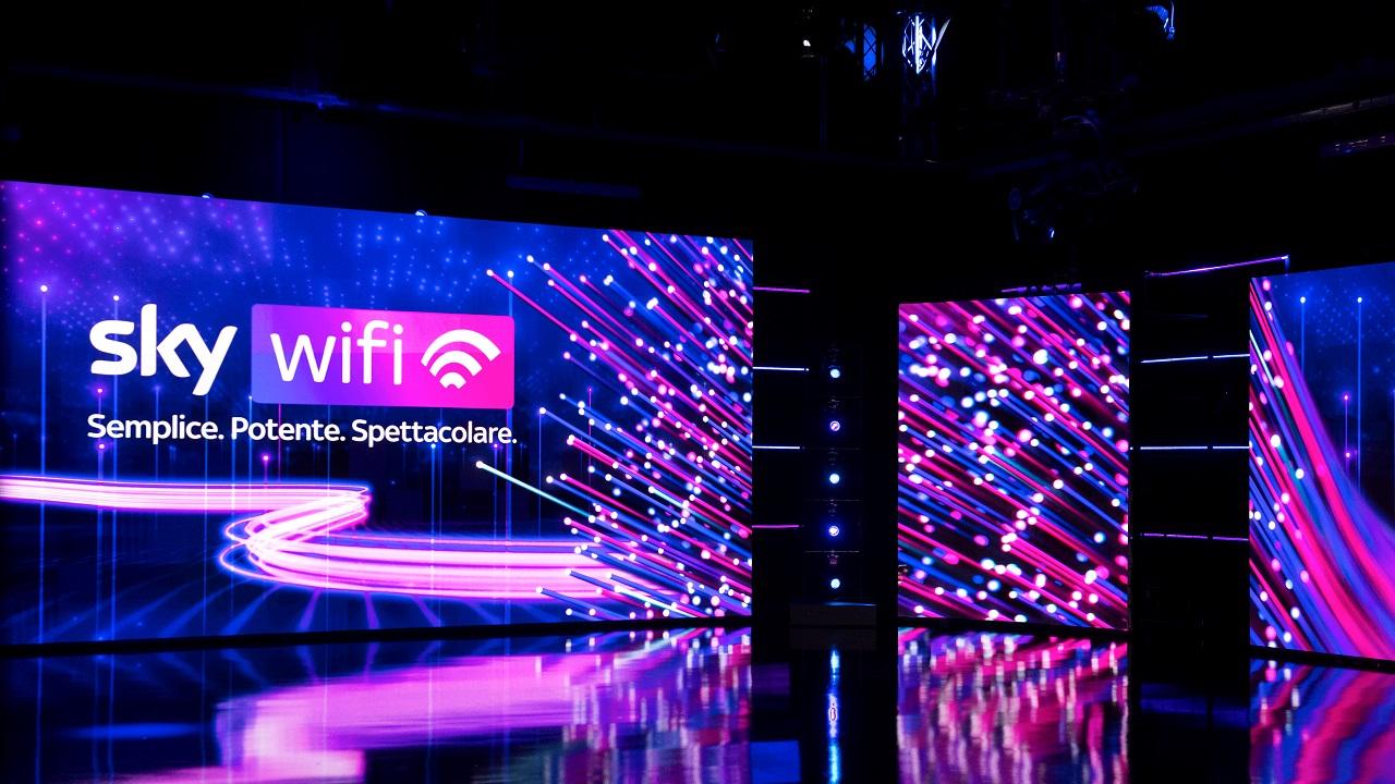 La copertura delle offerte Sky WiFi aumenta grazie a Fastweb thumbnail