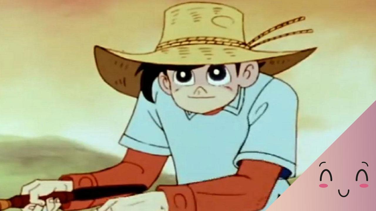 Sampei: il ragazzo pescatore col destino nel nome thumbnail