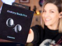 Samsung Galaxy Buds Pro recensione
