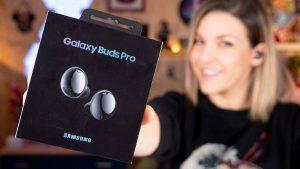 La recensione delle Samsung Galaxy Buds Pro. Un prodotto davvero premium  Le nuove cuffie true wireless con cancellazione attiva del rumore di Samsung stupiscono per funzionalità e qualità dell'audio