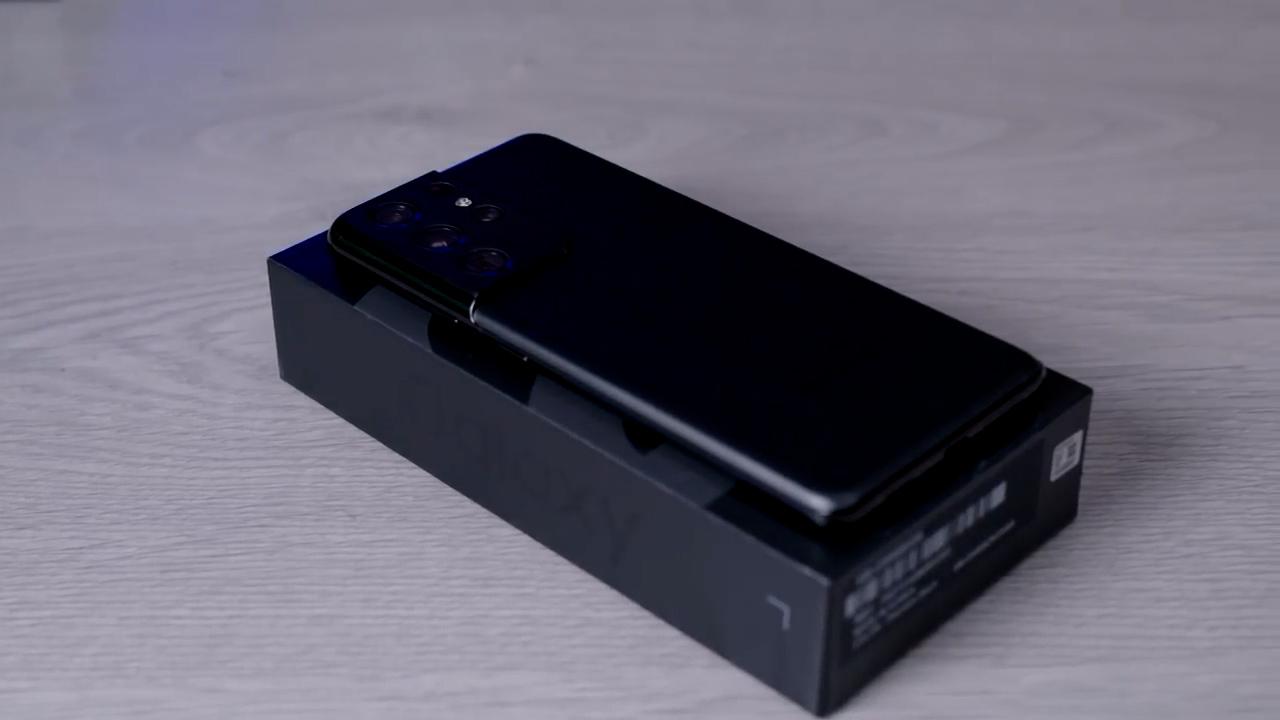 Samsung Galaxy S21 Ultra opinioni