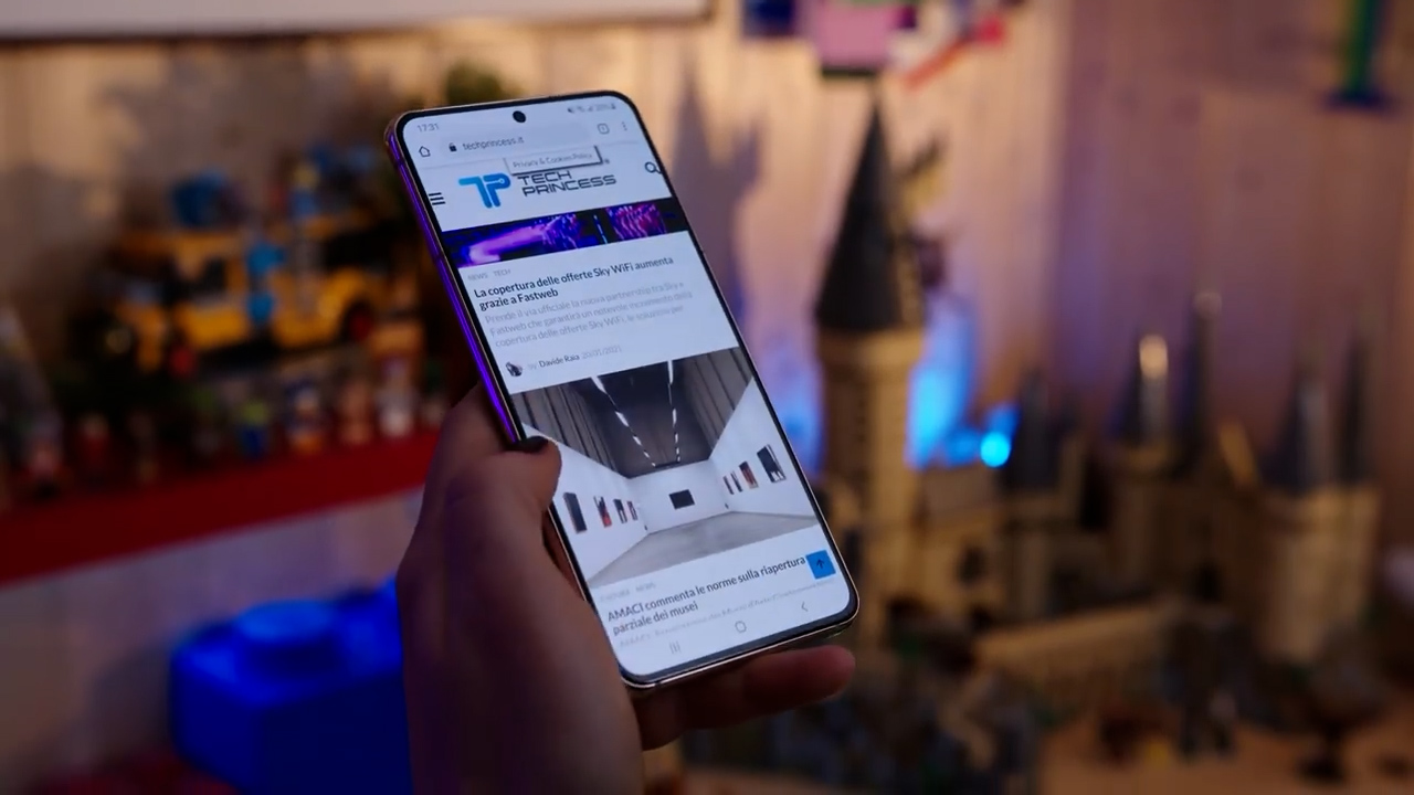 La One UI 3.1 è in arrivo sugli smartphone meno recenti di Samsung thumbnail