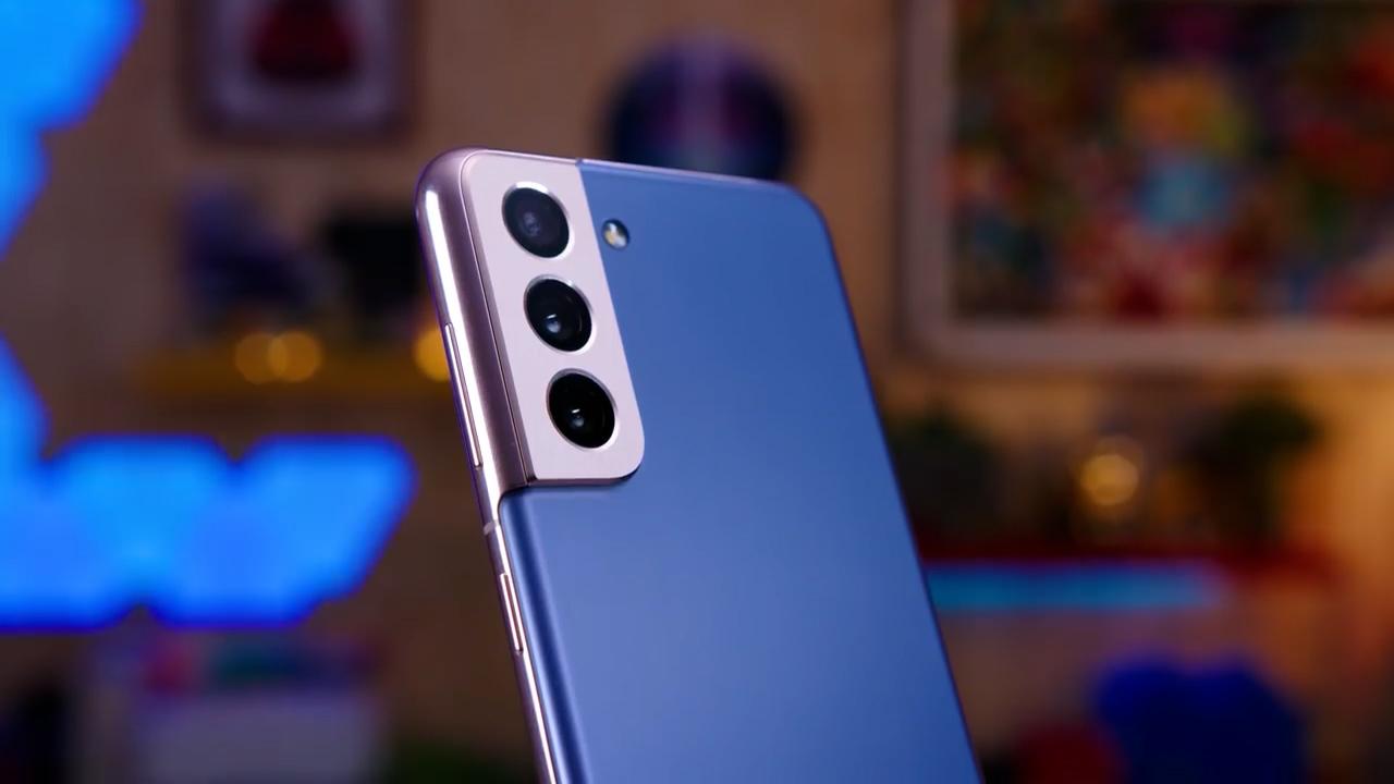 Un aggiornamento risolve i problemi di autonomia di Samsung Galaxy S21 thumbnail