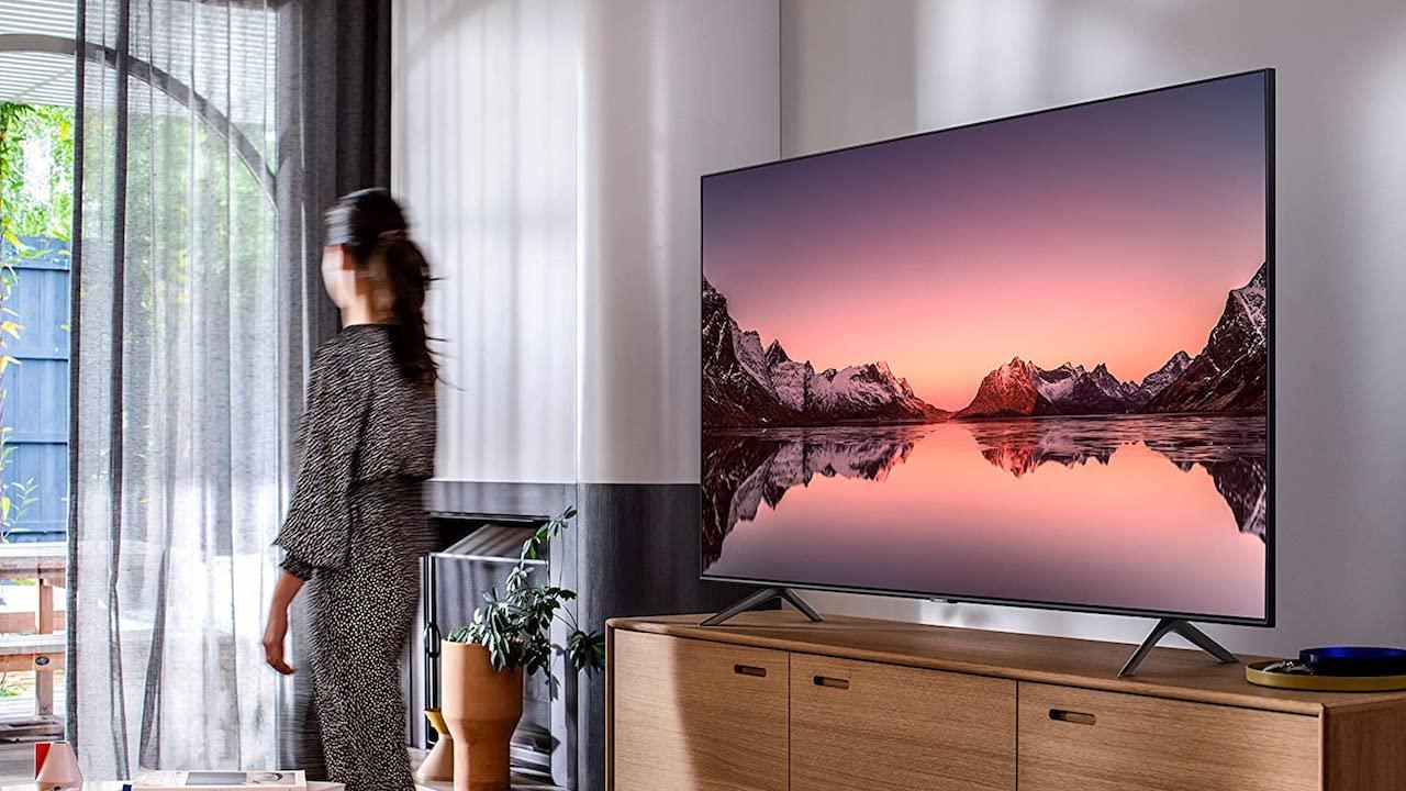 Samsung offre un rimborso fino a 700 € per chi acquista una TV QLED o The Sero thumbnail