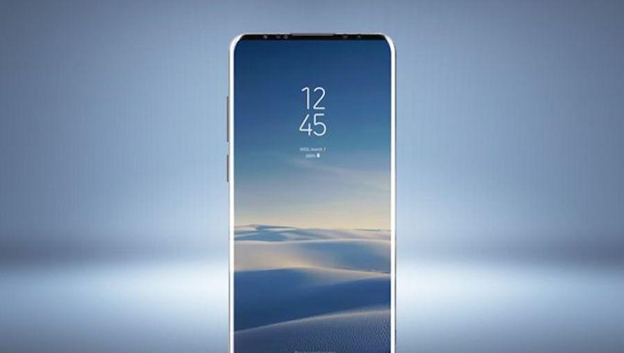 Samsung presenterà a breve la fotocamera da selfie sotto il display thumbnail