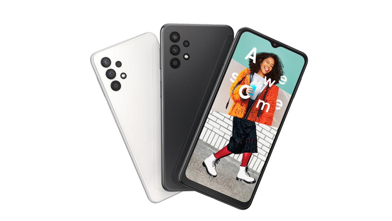 Il Galaxy A32 è lo smartphone 5G più economico di Samsung thumbnail
