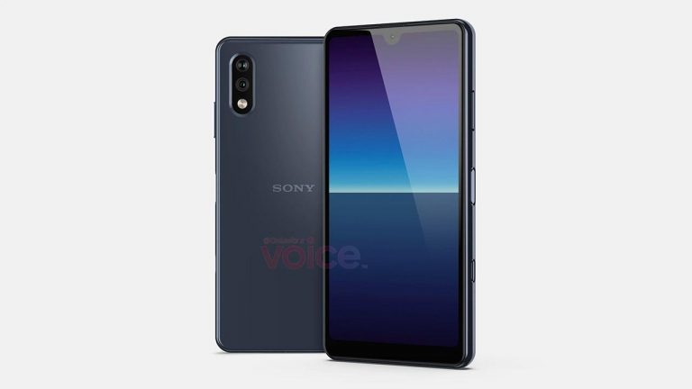 Smartphone Sony Xperia Compact