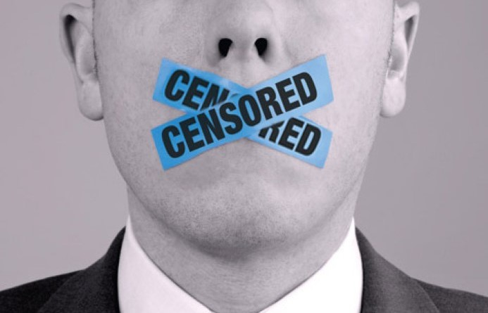 Social network censura