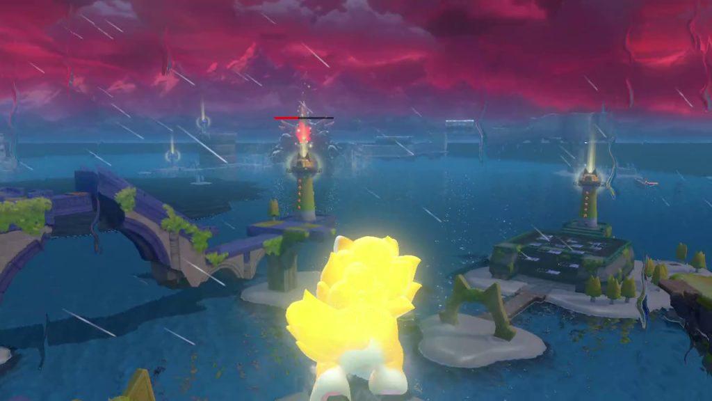 Bowser's Fury Giga Gatto Mario Nintendo Switch