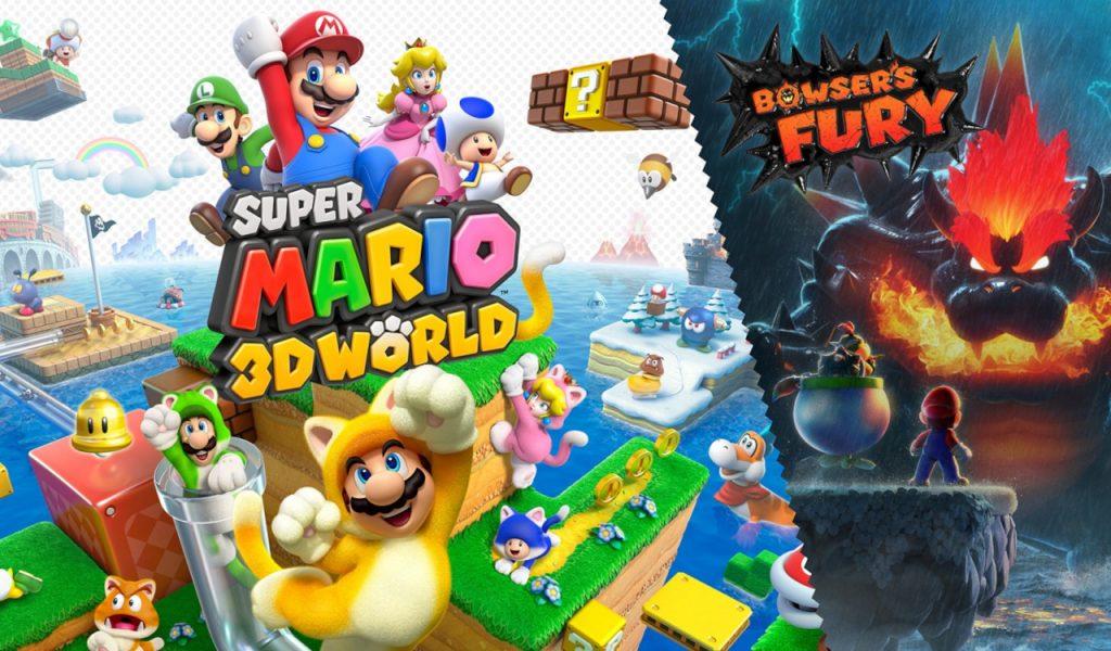 Super Mario 3D World Bowser Fury gioco