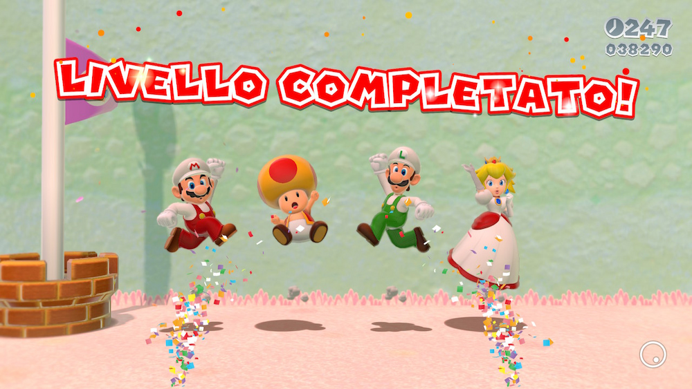 Super Mario 3D World Bowser Fury multiplayer