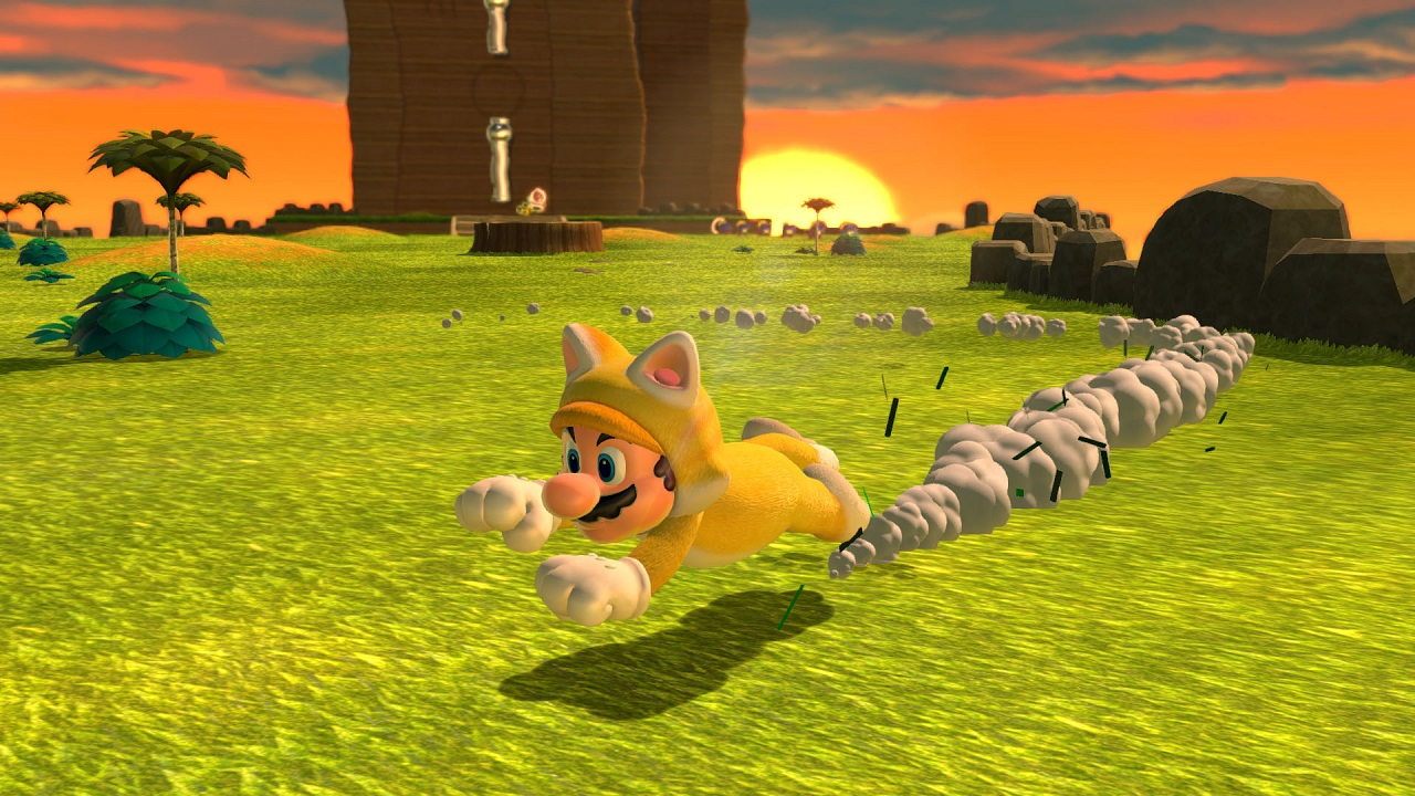 Nuovo trailer per Super Mario 3D World + Bowser's Fury thumbnail