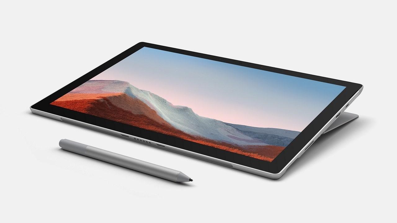 Surface Pro 7+ microsoft-min