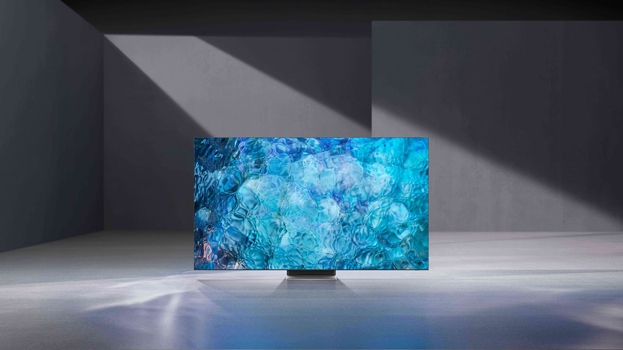 TV Samsung Neo QLED design