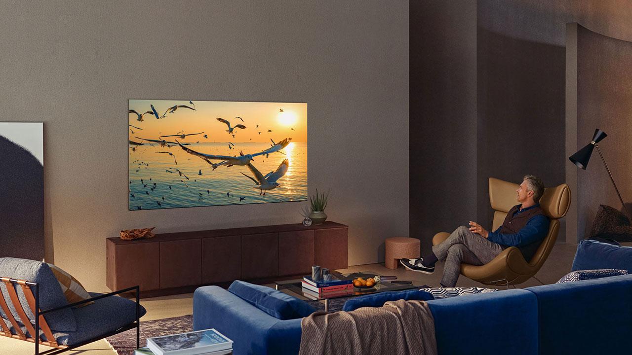 TV Samsung Neo QLED funzioni