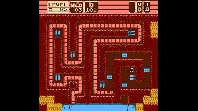 Tapeworm Disco Puzzle giochi kickstarter