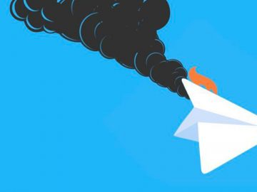 Telegram attacco hacker