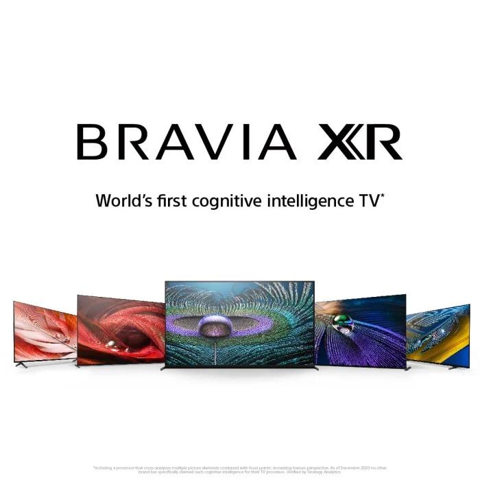 Sony Europa svela i nuovi TV BRAVIA XR thumbnail
