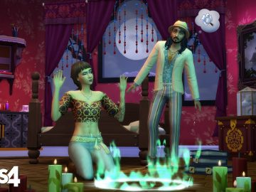 The-Sims-4-Stuff-Pack-Fenomeni-Paranormali-Tech-Princess