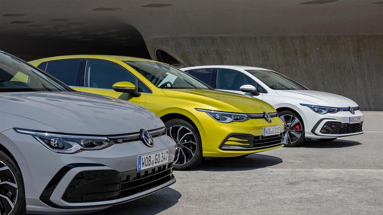 Volkswagen Golf è l'auto più venduta in Europa nel 2020 thumbnail