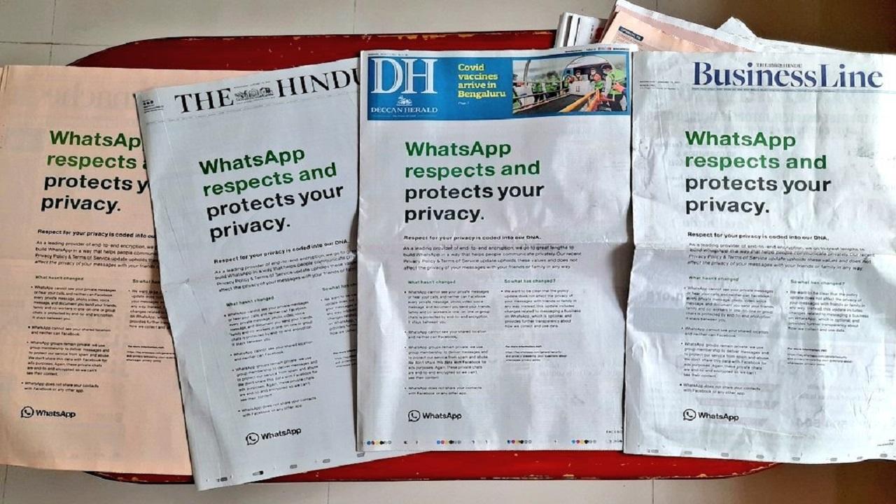 """WhatsApp ripete: """"rispettiamo la vostra privacy"""" ma molti cercano alternative thumbnail"""